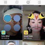 Cara install filter Instagram color blind